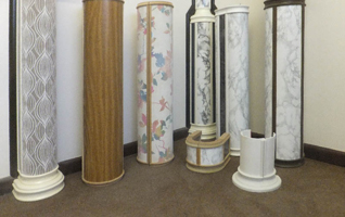 Assortment of prototype column examples.
